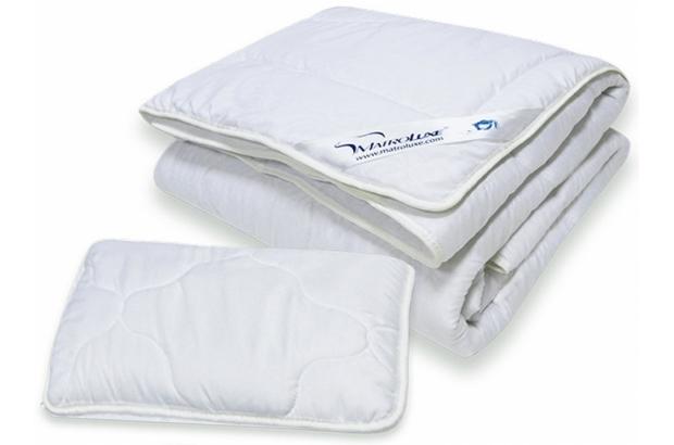 Комплект КІТТІ. Дитяча ковдра і подушка