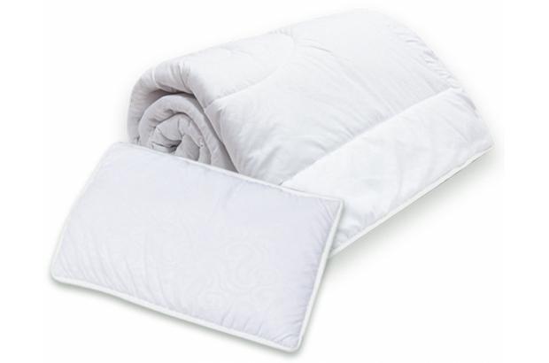 Комплект ТЕДДІ. Дитяча ковдра і подушка