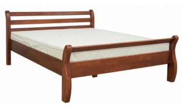 """Ліжко дерев'яне """"Афіна"""""""